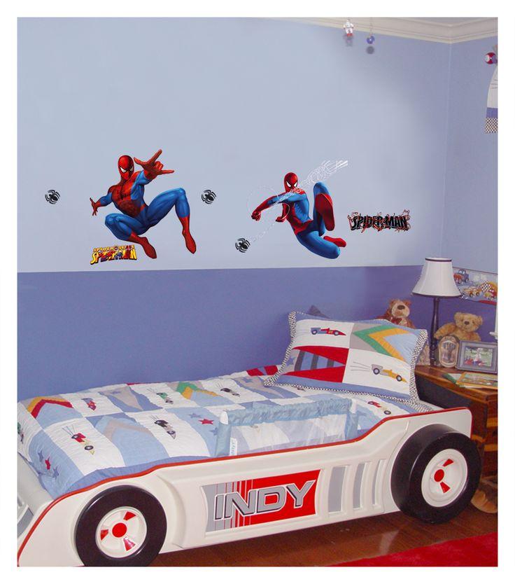 Lisanslı Çocuk Odası Stickerları Artikeldeko.com.tr'de... Spiderman Duvar Stickeri 31X31 Cm 2 Tabaka Ürüne ulaşabileceğiniz adres : http://www.artikeldeko.com.tr/spiderman-duvar-sticker-31x31-cm-2-tabaka-1460  #dekor #dekoratif #dekorasyon #evdekorasyonu #çocukodası #spiderman #örümcekadam #lisanslısticker #lisanslıürünler #disney #süperkahraman #sticker #duvarstickeri #artikeldeko