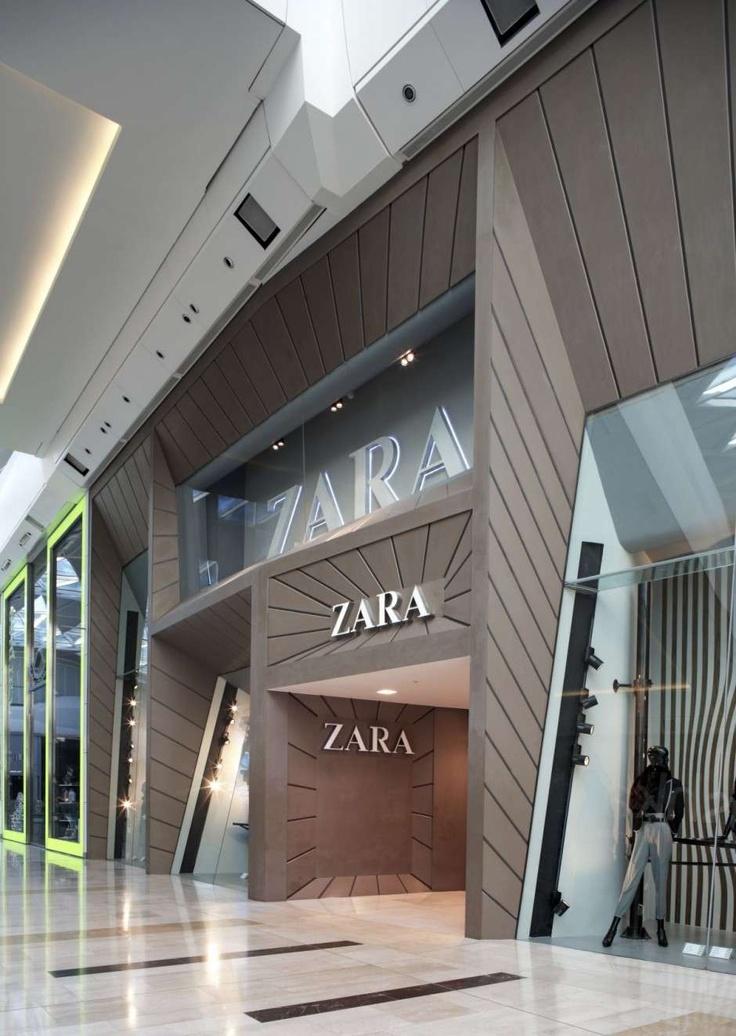 Zara London Flagship Store