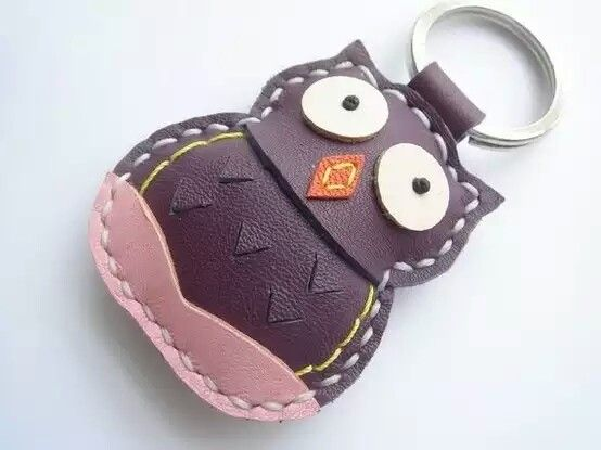 Purple owl :*