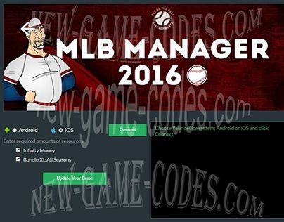 "Check out new work on my @Behance portfolio: ""MLB Manager 2016 Hack Cheats Toturial"" http://be.net/gallery/35396975/MLB-Manager-2016-Hack-Cheats-Toturial"