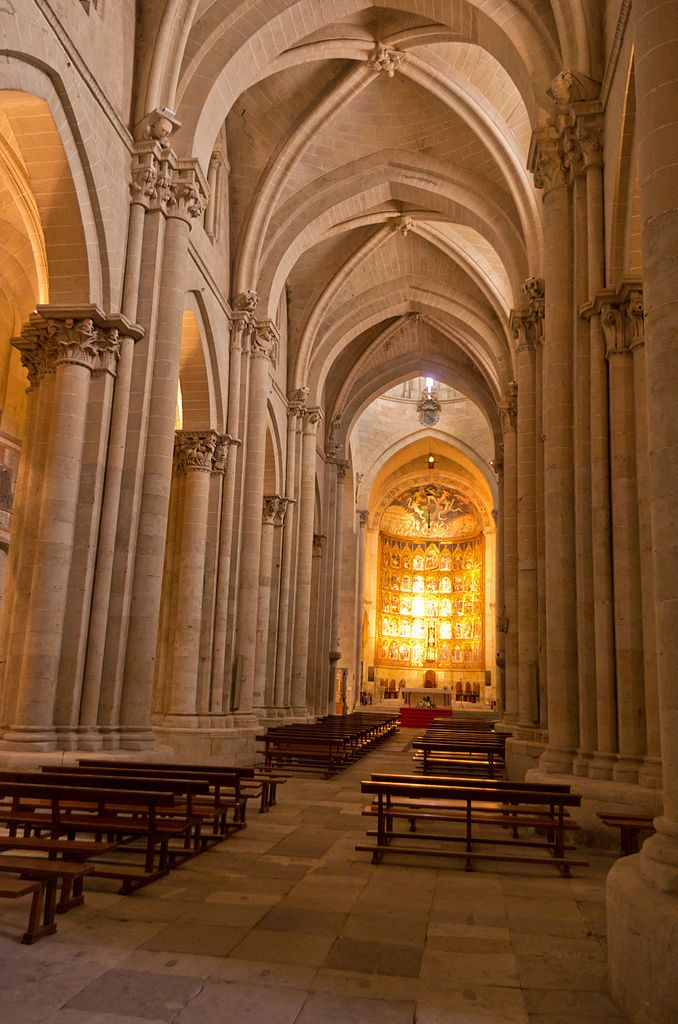 Old Cathedral, Salamanca  Medieval architecture  Pinterest