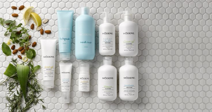 Essential Collection for you and your bathroom... awesome products ... last forever! <3 <3