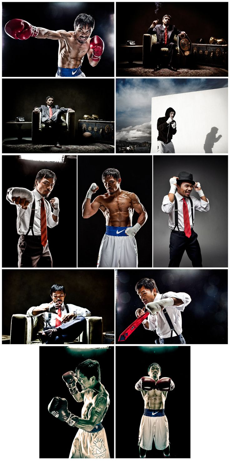 Manny Pacquiao: THE CHAMPION, humble and a great humanitarian, HANDS DOWN!!