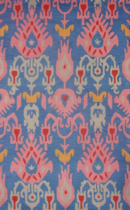 Rugs USA Savanna Ikat VE03 Blue Rug. Rugs USA Labor Day Sale Up To 80