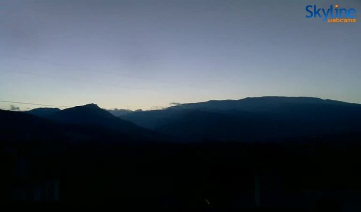 HD Live Cam - Live Webcam Monte Olimpo - il Monte degli Dei