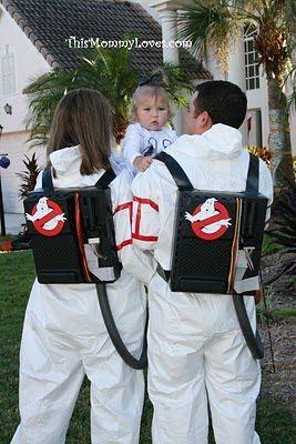 Great Halloween costume: Families Theme, Group Costumes, Costume Ideas, Ghosts Buster, Families Costumes, Costumes Halloween, Ghostbusters Costumes, Families Halloween Costumes, Costumes Ideas