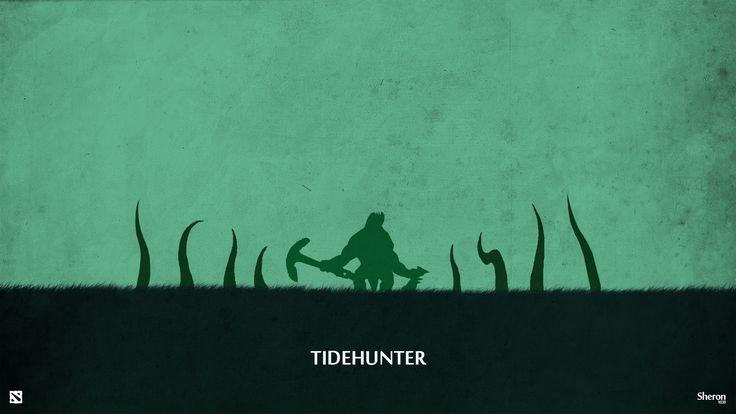 Dota 2 - Tidehunter Wallpaper by sheron1030.deviantart.com on @deviantART