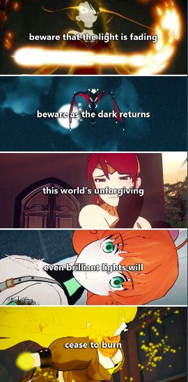 Rwby this will be the day lyrics