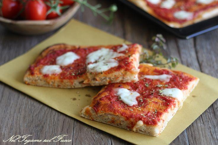 Pizza+a+basso+indice+glicemico