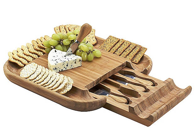 awesome cheese board!