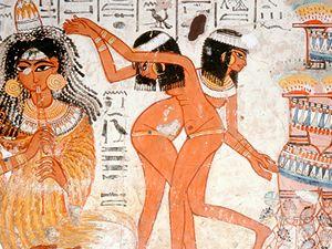 Un día en la vida del faraón --   faraones1