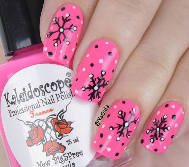 17 Best Images About Winter Theme Nail Designs On