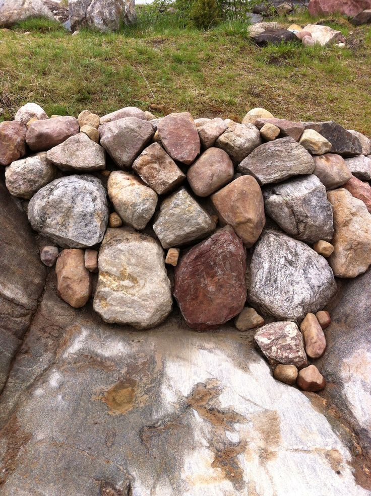 Brick Wall, handmade