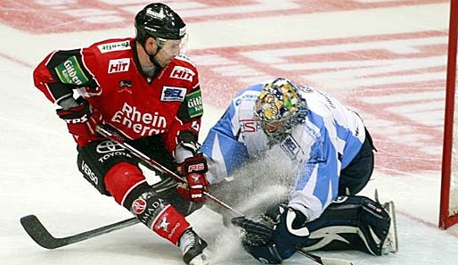 Icehockey the coolest game on earth.  Kölner Haie forever.
