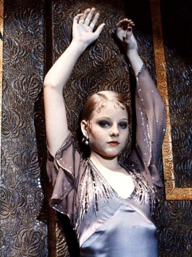 Jodie Foster as Tallulah in Bugsy Malone – 1976