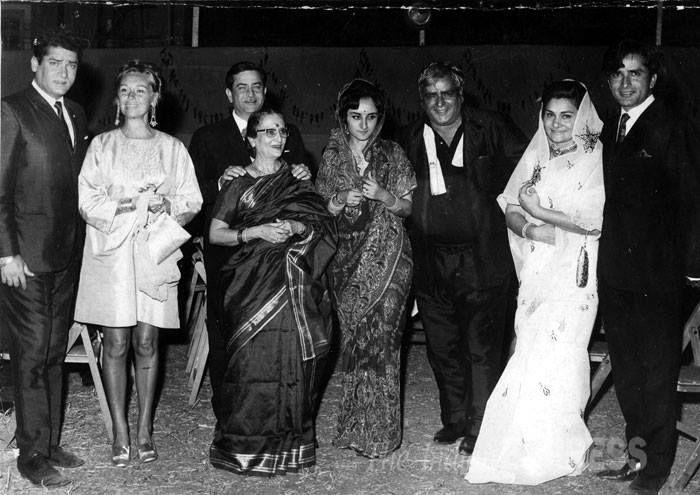 PTITHVIRAJ FAMILY. Prithviraj Kapoor was born on November 3, 1906 —