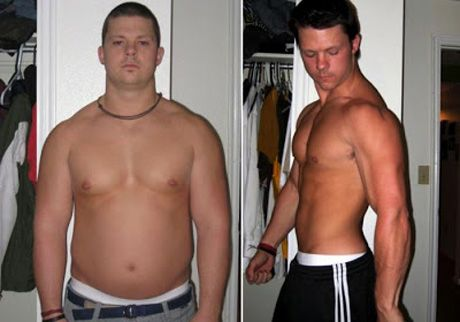 Steroid Before and After Weight Loss