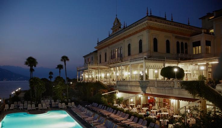 Grand Hotel Villa Serbelloni Zimmer