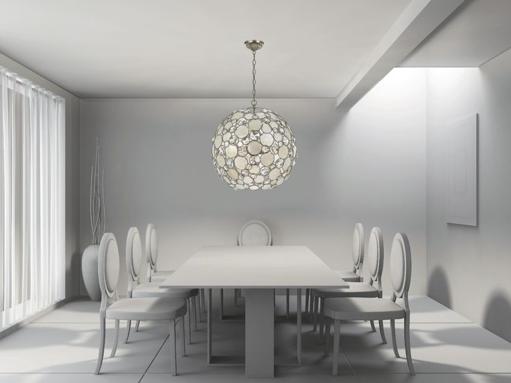 38 Best Crystal Chandeliers Images On Pinterest  Crystal Amusing Crystal Dining Room Chandelier Inspiration Design