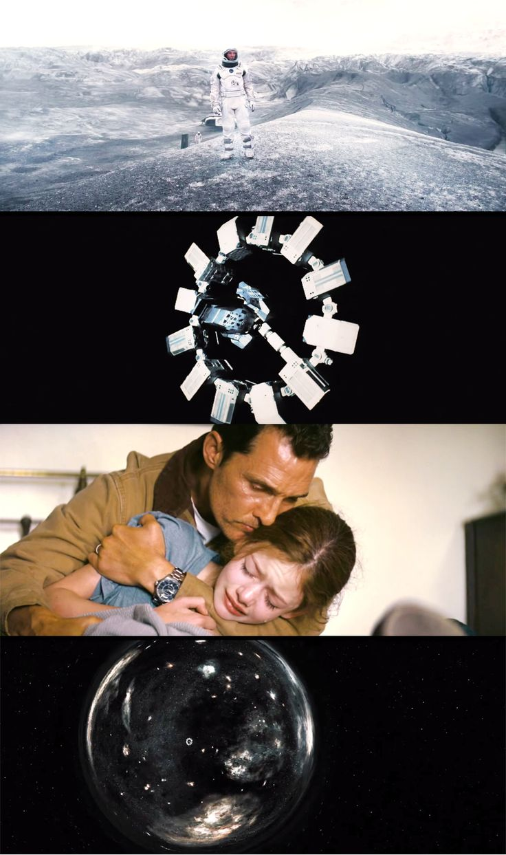 """Interstellar."" Christopher Nolan sure knows how to move me emotionally with his stories."