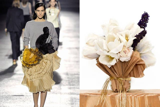 Taylor Tomasi Hill Creates TTH Blooms Inspired By The Runway
