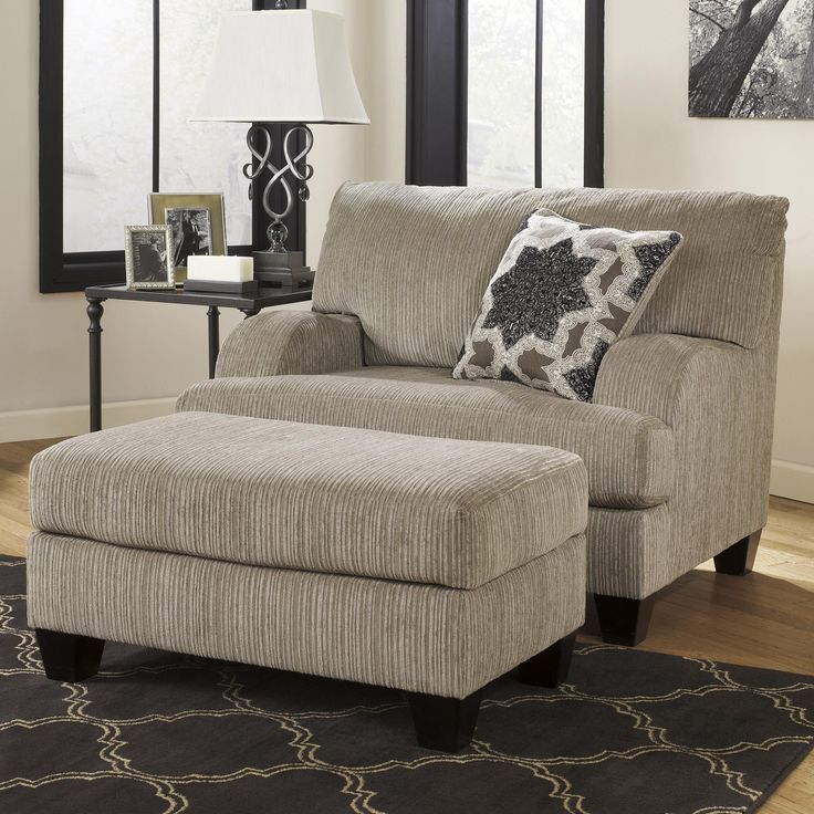 Ashley Furniture Reading Pa: Wynnmere Isle - Chair And A Half . . . Not Fabric