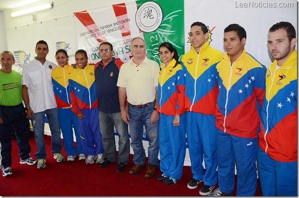 Selección nacional de Karate do contará con un nuevo asesor técnico - http://www.leanoticias.com/2012/11/08/seleccion-nacional-de-karate-do-contara-con-un-nuevo-asesor-tecnico/