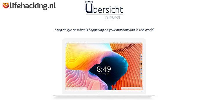 Kan het bureaublad van je Mac wel een widget gebruiken? Download en beheer…