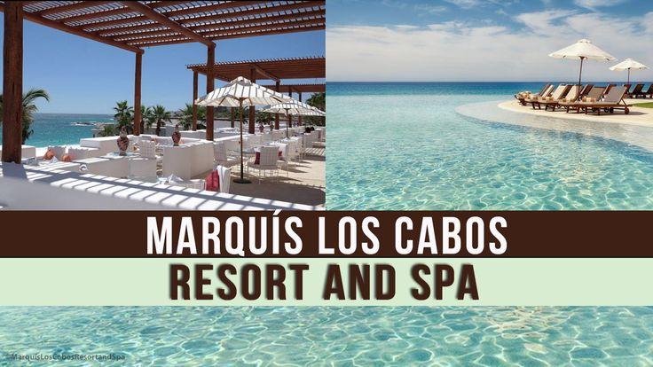Marquís Los Cabos: el lugar perfecto para una escapada romántica