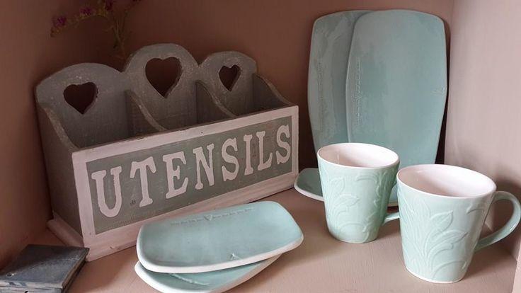 Mint green is always fresh! http://www.taylormadehouse.co.za/