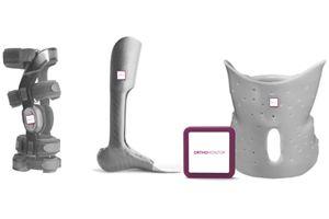 """Tecnologia desenvovlida pela empresa """"made in U.Porto"""" pode ser usada no tratamento de úlceras causadas pelo pé diabético ou na reabilitação após um AVC."""