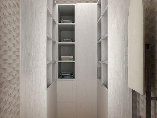 1-но комнатная квартира 61.15m²