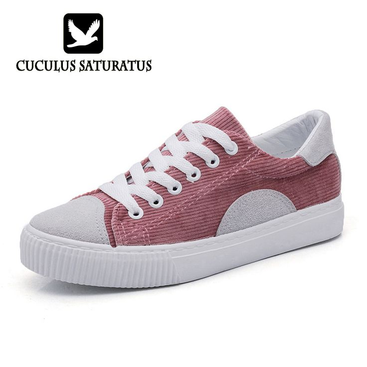 Cuculus 2017 new fashion All match shoes high canvas shoes fashion casual shoes for Women big size 35-40 free shipping 8928 #Affiliate