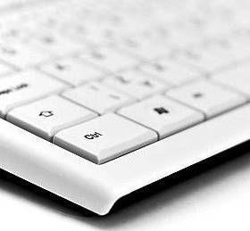 Jak vyčistit klávesnici