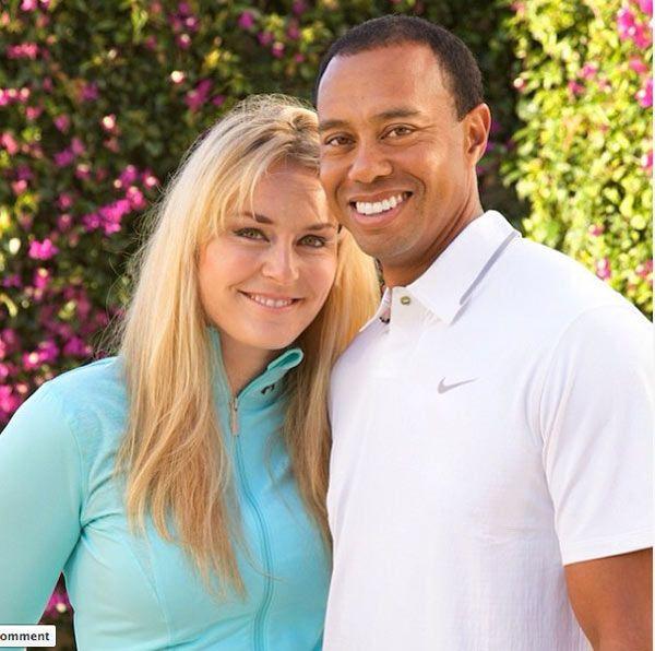 Tiger Woods & Lindsey Vonn Admit They'reDating!
