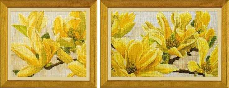 СВ6583 Magnolia «Butterflies»