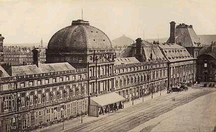Paris Palais des Tuileries
