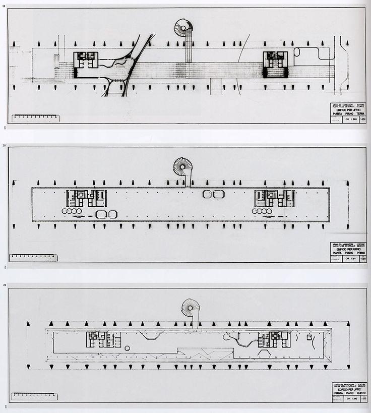 Mondadori Palace section Oscar Niemeyer - Google Search