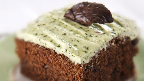 After dinner mint cake - RTE Food