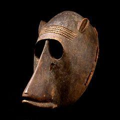 A Dogon Mask, Mali