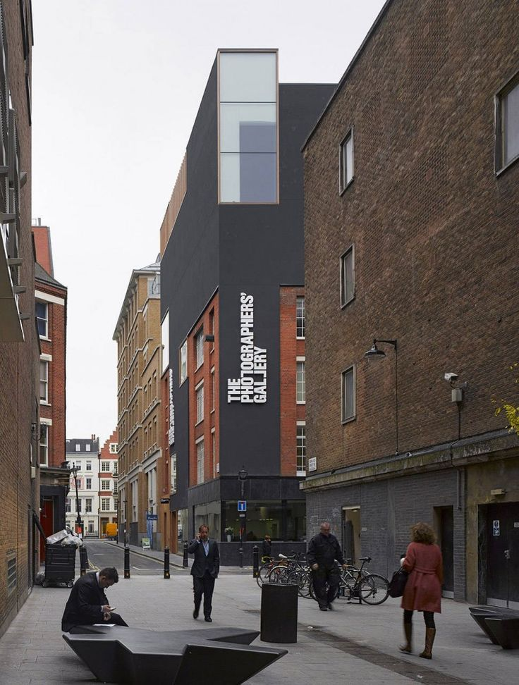 Photographers Gallery, London / O'Donnell + Tuomey Architects