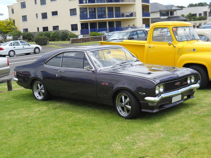 Holden Monaro GTS by omnih8 on @DeviantArt