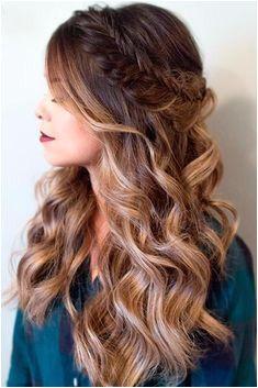 Prom Frisuren 2019 Haar nach unten – #Frisuren #Ha…