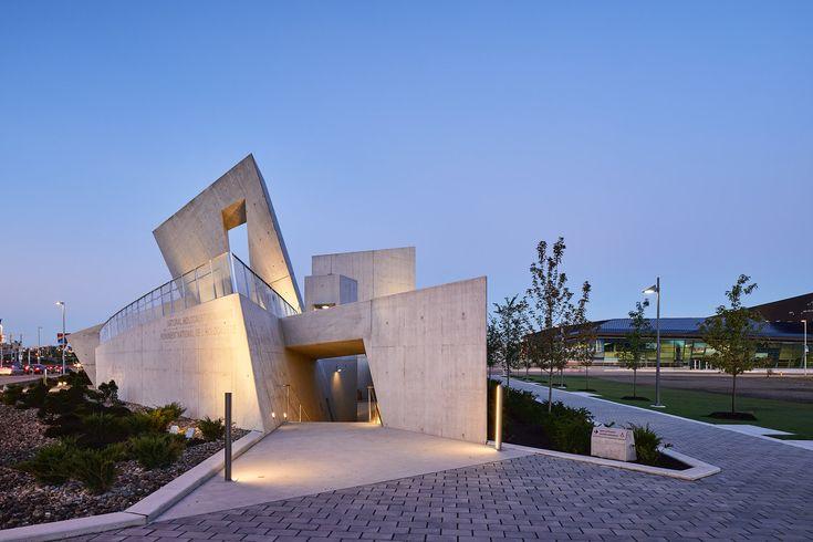 Galería de Monumento Nacional del Holocausto / Studio Libeskind - 9