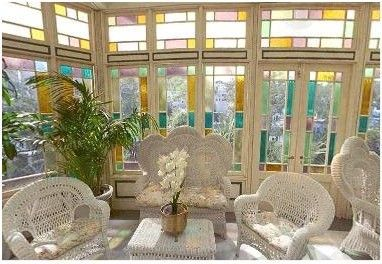 Charmed House Interior Charmed Conservatory Home