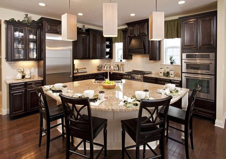 There's no reason to inherit a kitchen when you can design your own. | Pulte Homes