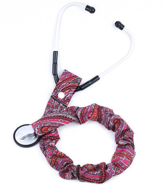 Stethoscope Cover Student Nurse Nursing by AnnabelsAccessories