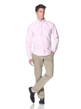 GANT by Michael Bastian Men's The Mb Solid Oxford Shirt
