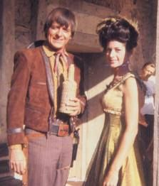 Jackie Hummer Fuller - great stunt double for Linda Cristal on the High Chaparral will be receiving a Chaparral Crystal Award at the 50th Anniversary at the Awards Dinner September 15, 2017.