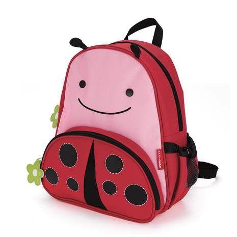 Zoo Pack er en tøff liten ryggsekk som er funksjonell og praktisk for mindre barn på vei. Morsomme detaljer og material av høy kvalitet gjør dette til en kul kompis som passer som utflyktsveske eller skoleveske for de minste barna